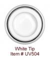 Infinty White Tip UV504