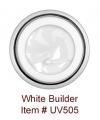 Infinity White Builder UV505-1