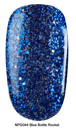 NPG044 Blue Bottle Rocket