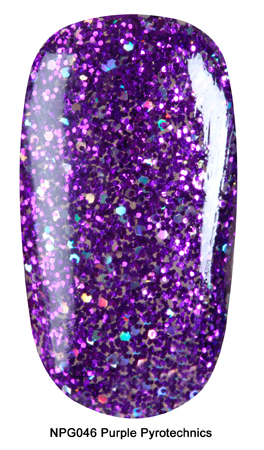 NPG046 Purple Pyrotechnics