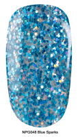 NPG048 Blue Sparks