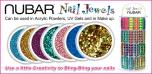 Silver Glass Bead Caviar NNJ52