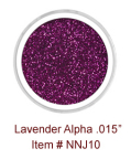 Lavender Alpha Jewels NNJ10