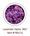 Lavender Alpha Jewels NNJ12