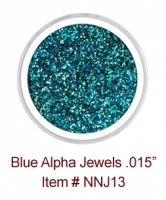 Blue Alpha Jewels NNJ13