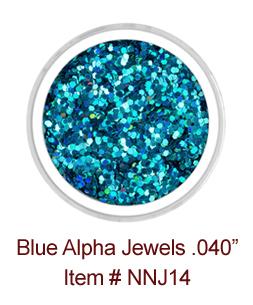 Blue Alpha Jewels NNJ14