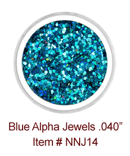 Blue Alpha Jewels NNJ14