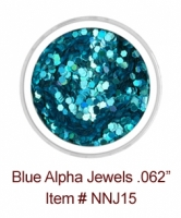 Blue Alpha Jewels NNJ15
