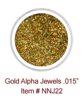 Gold Alpha Jewels NNJ22