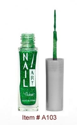 Grass Green Glitter A103