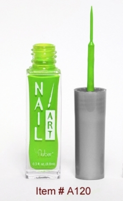 Neon Lime Green A120