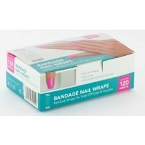 Soak Off Bandage Nail Wrap