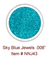 Sky Blue Jewels NNJ43